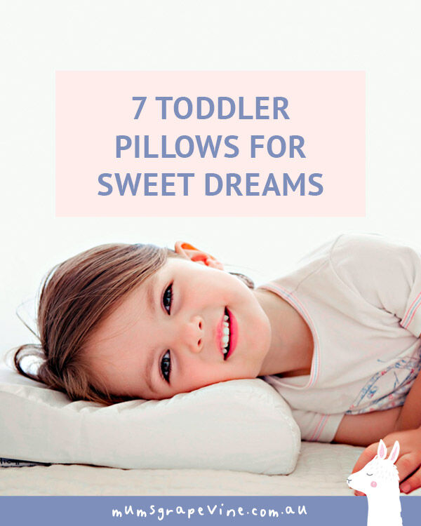 The 7 best toddler pillows for sweet dreams | Mum's Grapevine