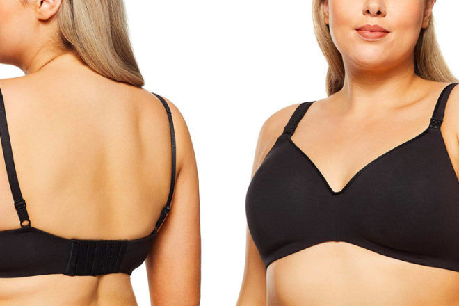 Berlie Barely There Cotton Rich maternity bra