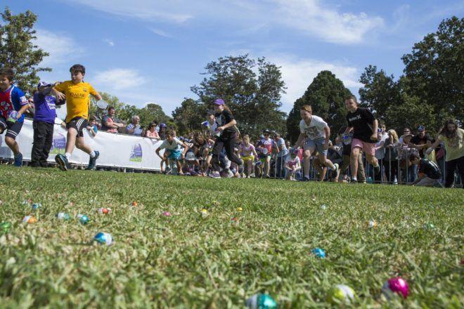 Win tickets to Cadbury Easter Egg Hunt & Family Picnic