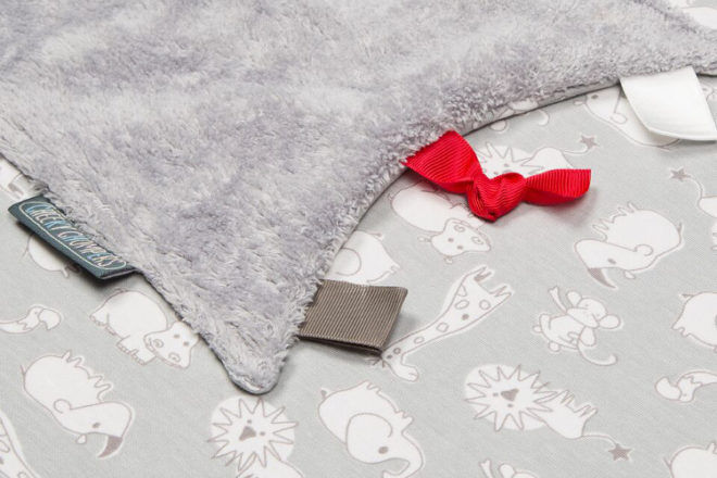 Cheeky Blanket pram accessory