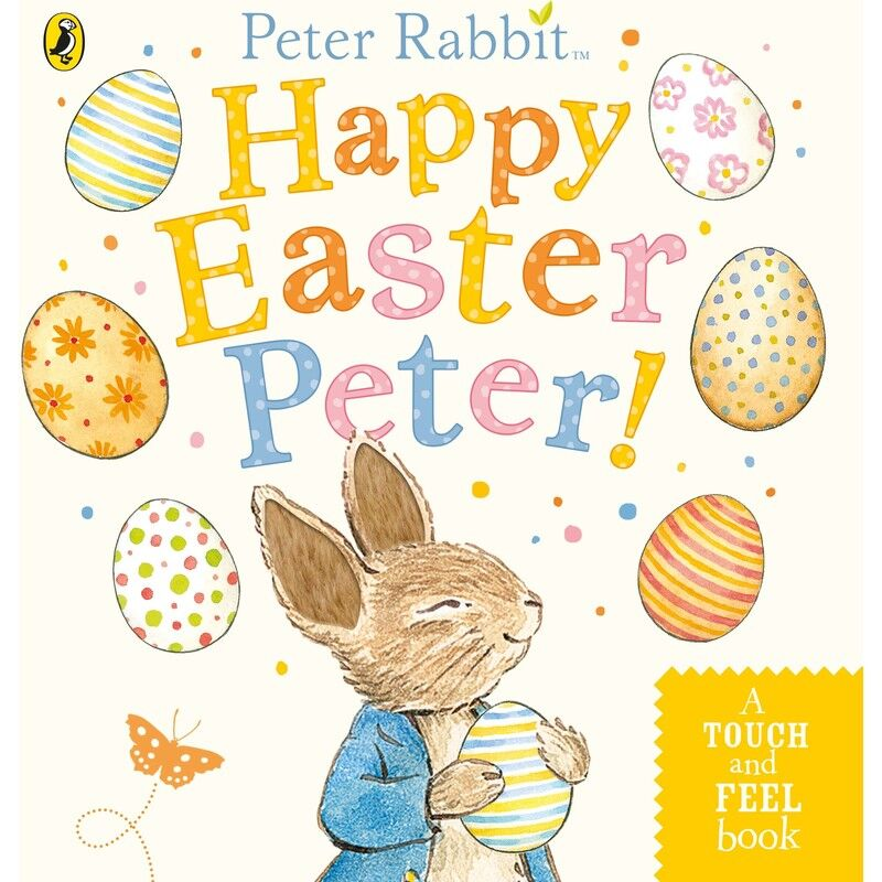 Happy Easter Peter Picture Book