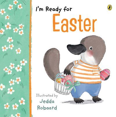 I'm ready for Easter kids picture book