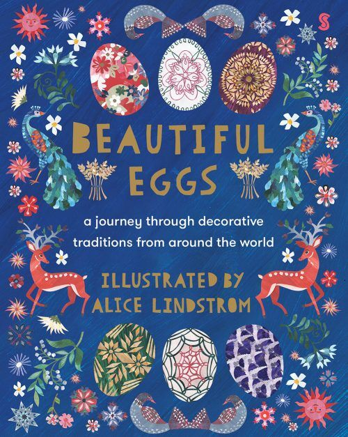 Beautiful Eggs book - a journey through decorative traditions from around the world