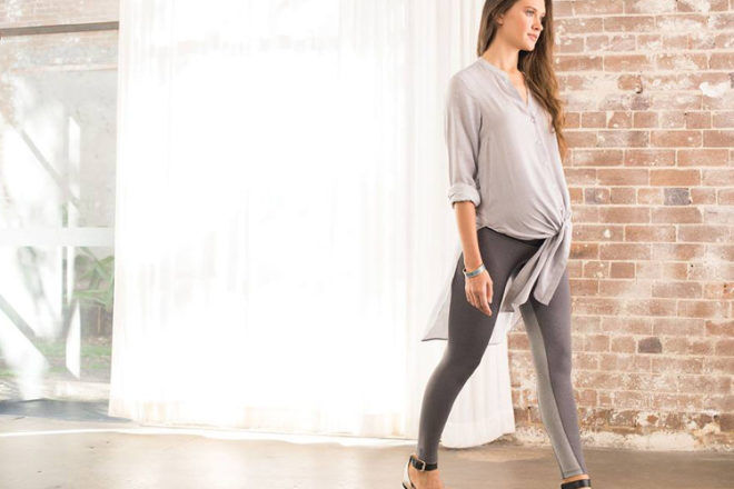 The Ten Active maternity activewear