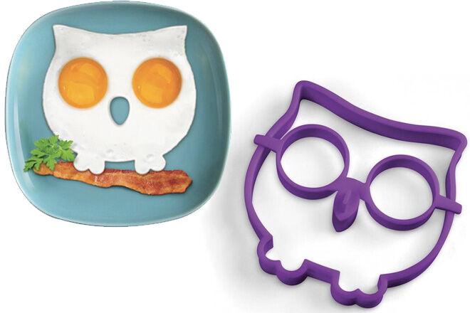 Fred Owl egg sorter breakfast gadget