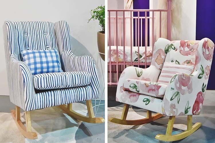 mini rocking chair for children Hobbe