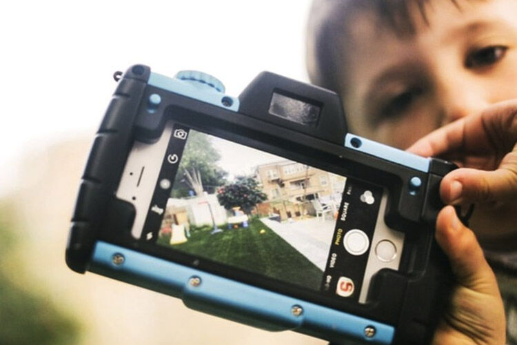 Pixlplay camera case