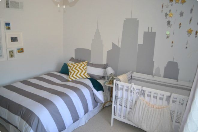 Room For Two 19 Beautiful Baby And Toddler Shared Bedrooms