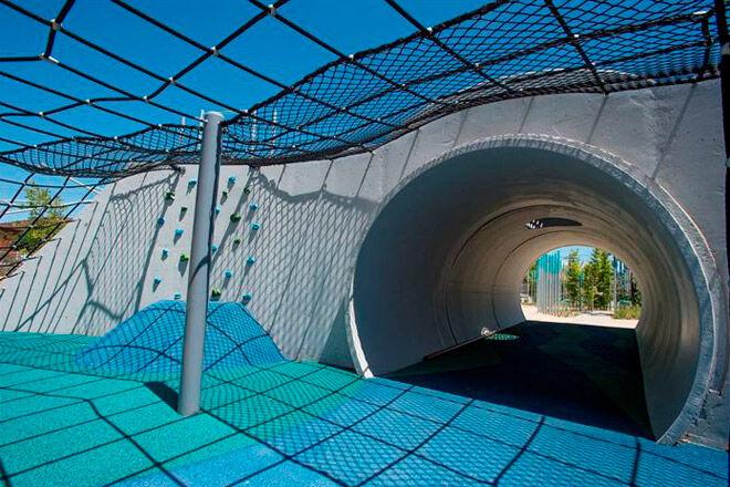 booran reserve playground melbourne