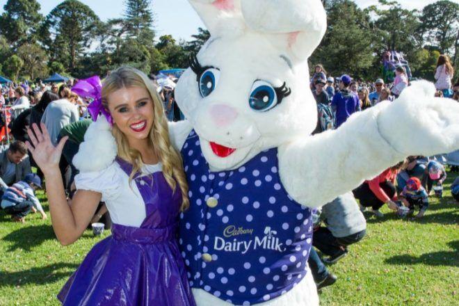 Cadbury Easter Egg Hunt & Family Picnic