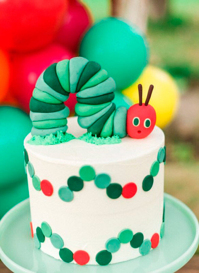 cakes by robin eric carle cake very hungry caterpillar