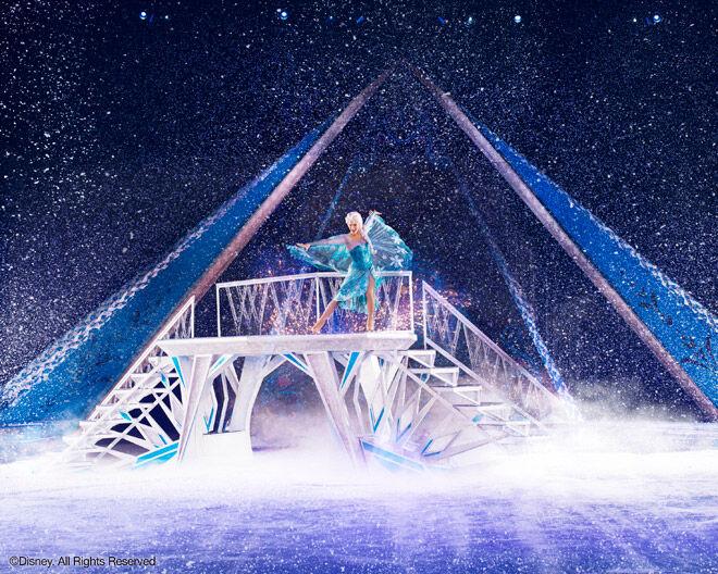 disney on ice frozen live show