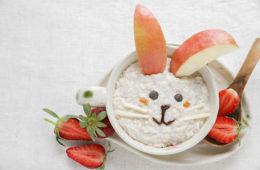 Easter porridge recipe