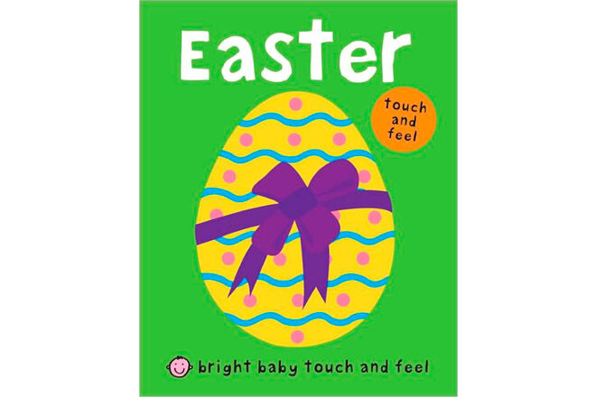 easter kids book baby