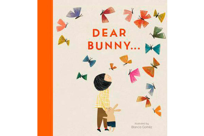 easter kids book dear bunny