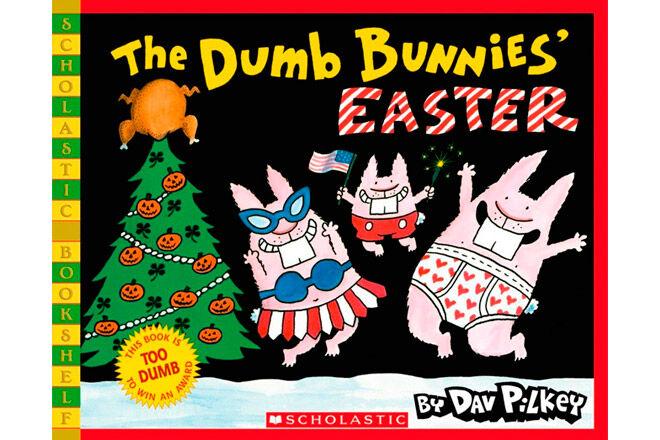 easter kids book dumb bunnies easter