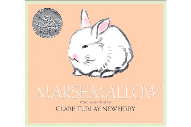 easter kids book marshmallow