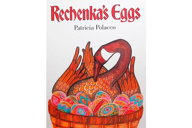 easter kids book rechenkas eggs