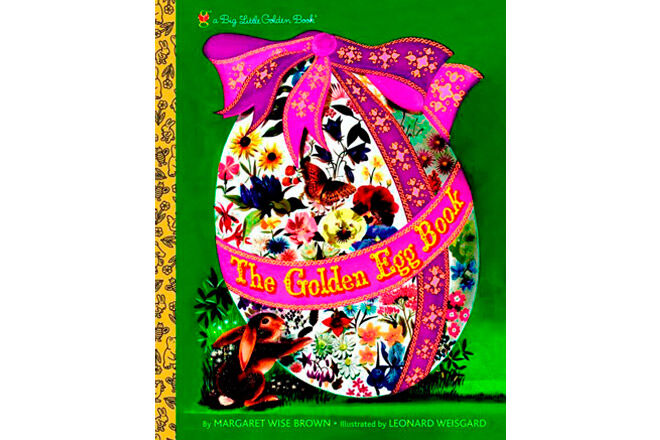 easter book the golden egg