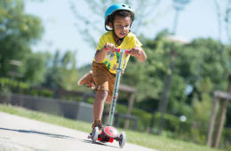 three wheel scooter kids