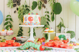 hungry caterpillar birthday party