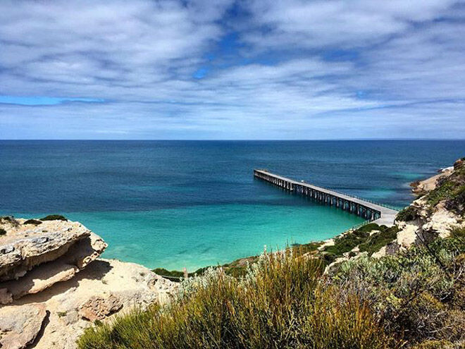 innes national park south australia camping kids family