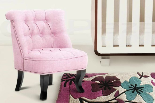 French Provincial Kids Lorraine Chair