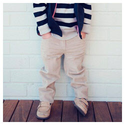 love henry cord jeans beige