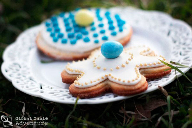 maltese easter biscuits cookies
