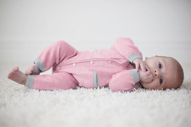Merino Kids merino wool skin-friendly baby clothing