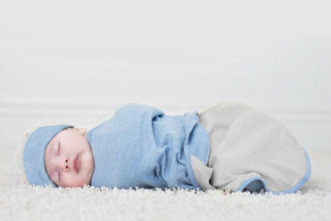 baby eczema Merino Kids
