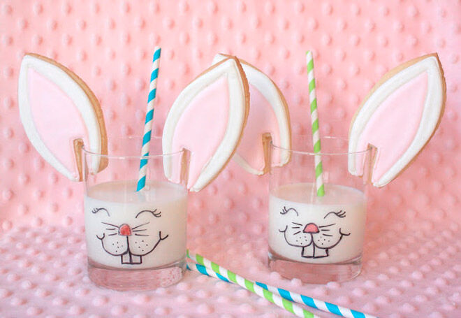 munchkin munchies easter bunny ear cookies