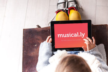 sickening messages sent to kids via popular music app