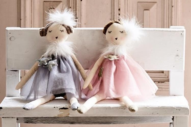 Nana Huchy dolls