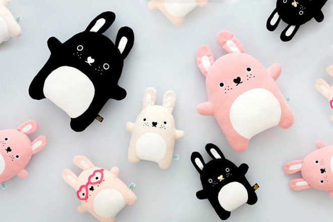 noodoll bunny toys