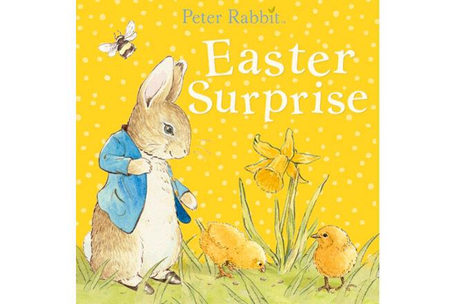 peter rabbit easter surprise book