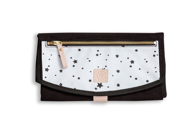 Roundabout Zodiac nappy change clutch