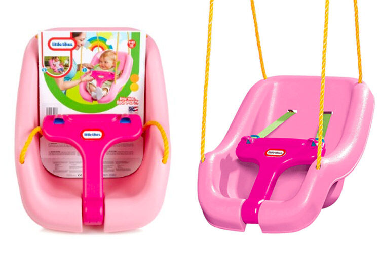 Little Tykes swing recalled