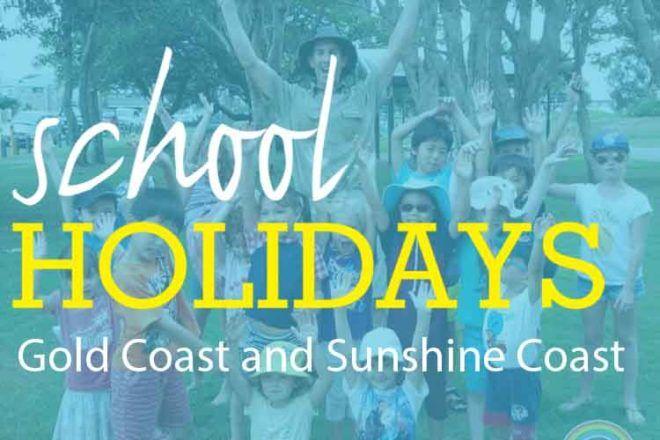 gold coast and sunshine coast school holiday activities