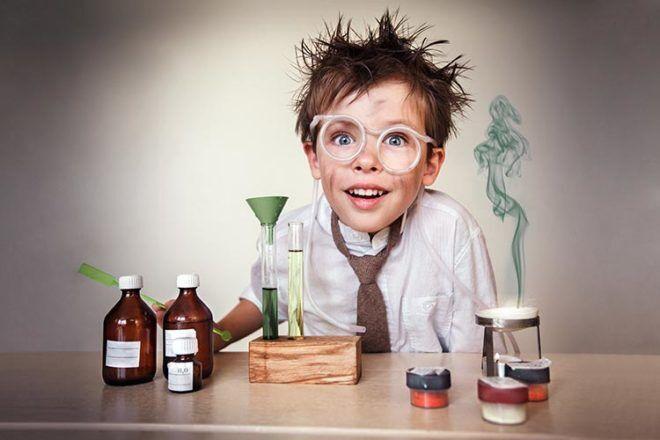 science school holiday fun