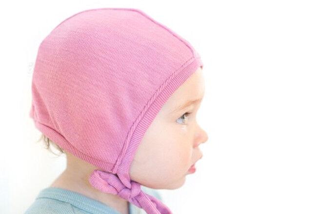 Simply Merino baby bonnet