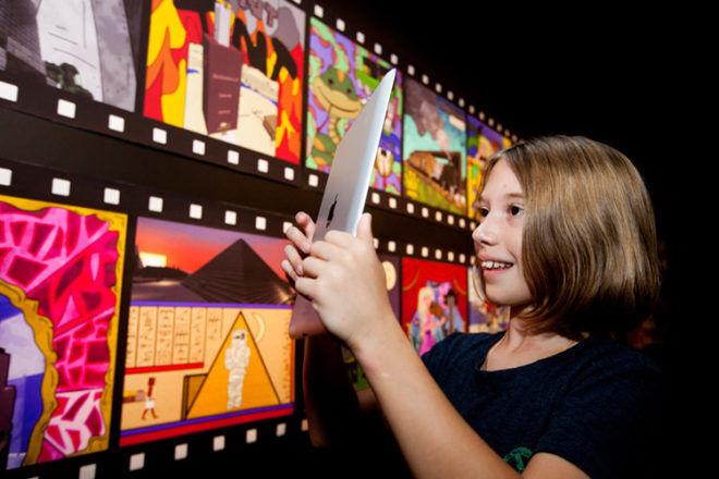 school holiday activities Sydney 2017 powerhouse museum