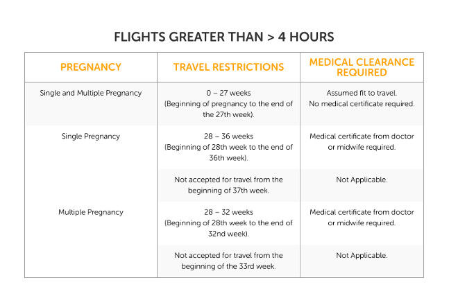 long haul pregnancy and domestic plane travel tips