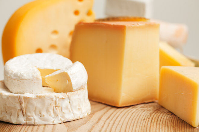 unsafe for pregnancy food soft cheese