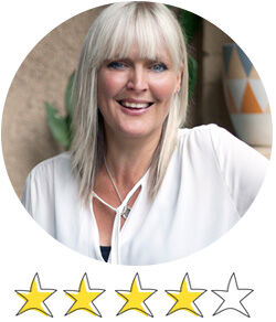 Reviewer - Caroline 4 stars