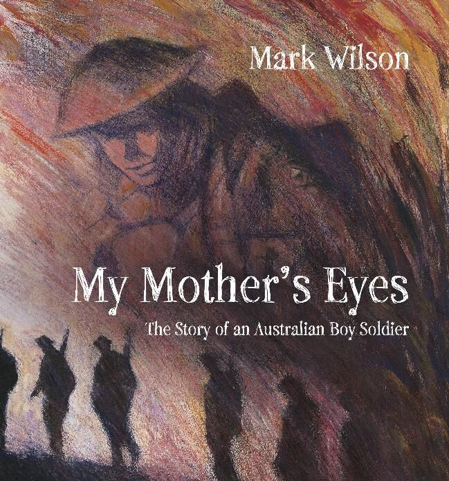 My Mothers Eyes by Mark Wilson