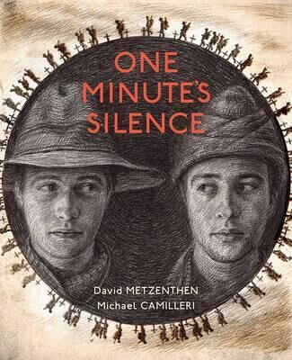 One Minutes Silence by David Metzenthen