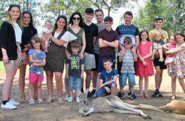 Radford Family of 20 children