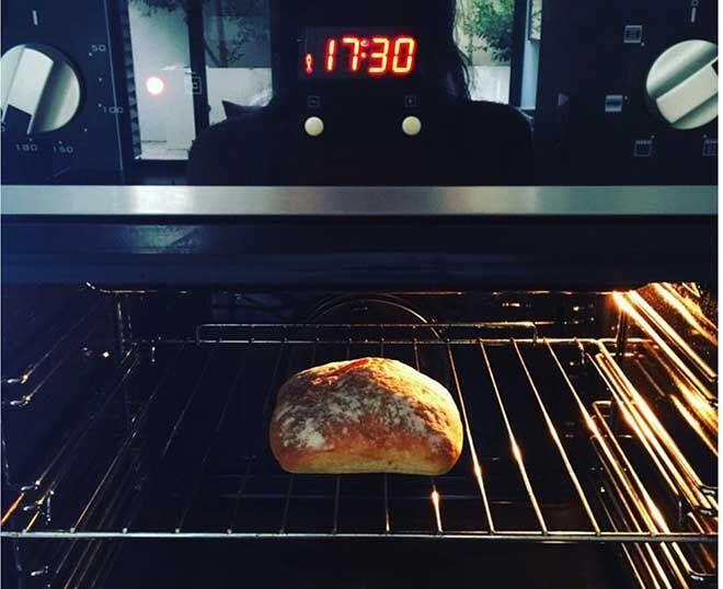 bun in oven pregnancy announcement