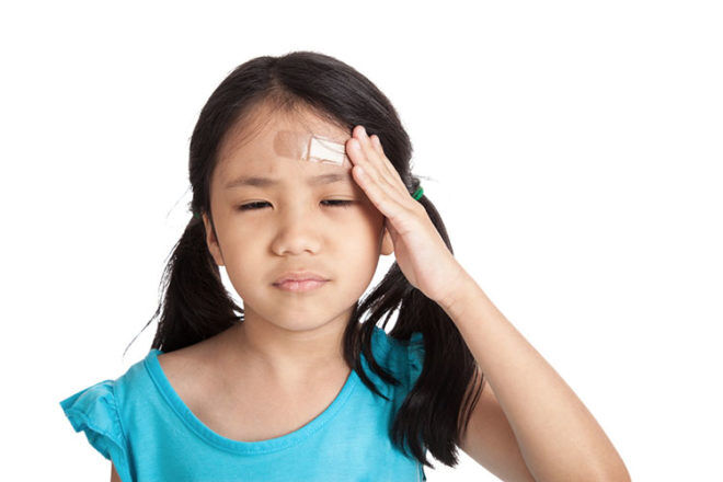 child head injuries guide for parents